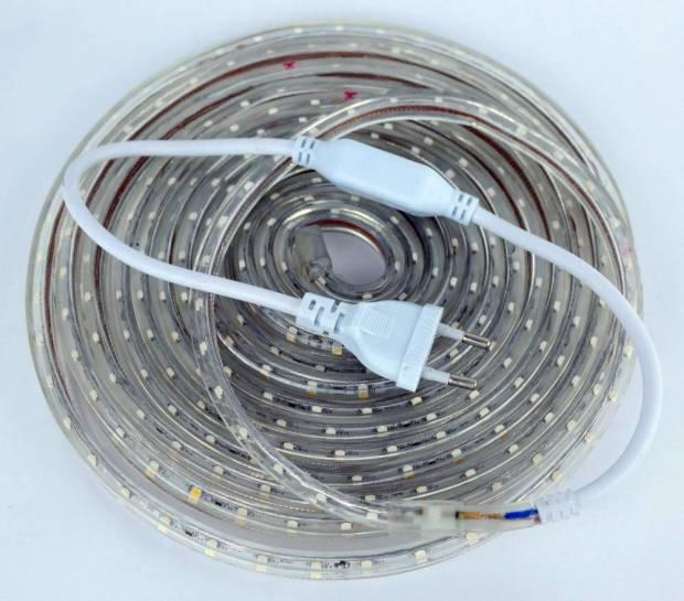 Mangueira de LED com rabicho